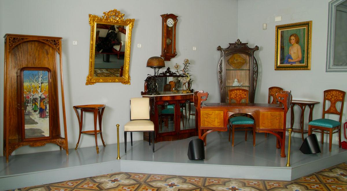 Art Nouveau Museo Art Nouveau Y Art D Co Casa Lis Museo Art  # Hada Muebles Barcelona