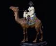 nativo-en-camello-franz-bergmann